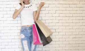 fun in shopping - frugal shopper