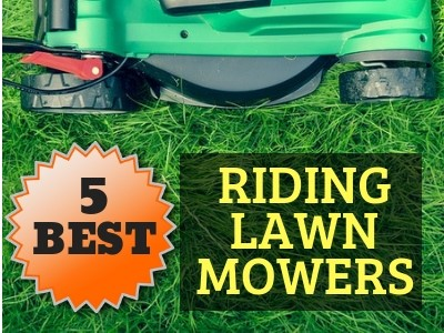5 Best Rding Lawn Mowers