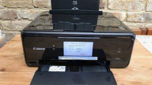 Canon Pixma TS8050- printers copiers review
