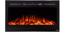 Touchstone 80014 - Sideline Electric Fireplace - indoor electric fireplaces