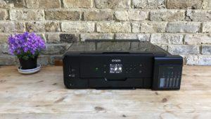 epson ecotank 7750- printers copiers review