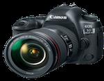 Cameras_Chart - Canon EOS 5D Mark IV
