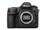 Cameras_Chart - Nikon D850