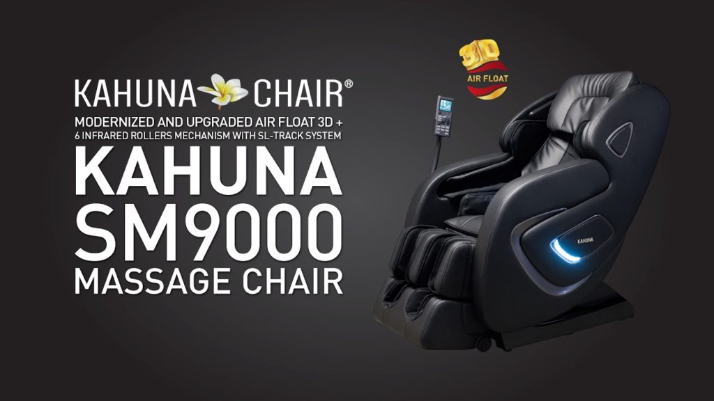 Review - KAHUNA SM-9000 - top 5 best massage chairs