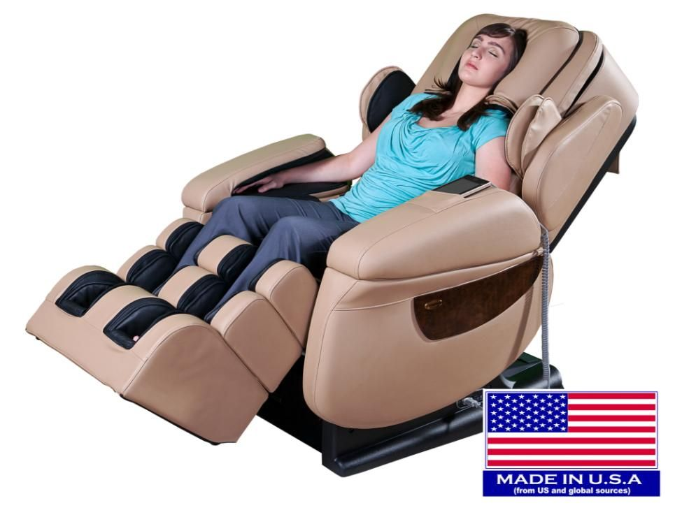 Review - Luraco Technologies - top 5 best massage chairs
