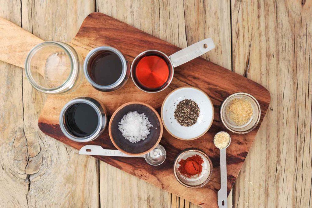 Jerky Ingredients
