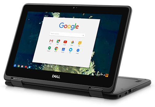 Table - Dell Chromebook 5190