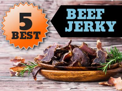 beef jerky - image
