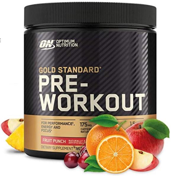 Pre-workout 5