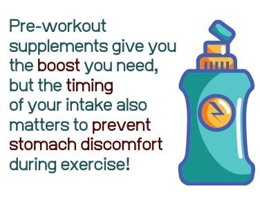 Pre-workout fact