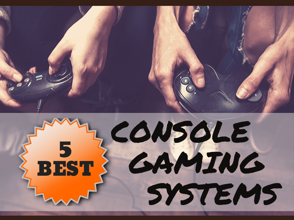 console gaming featured