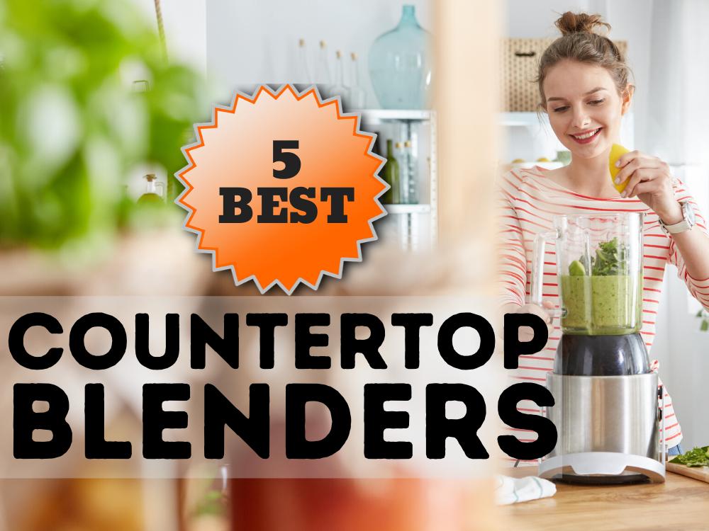 countertop blender featured