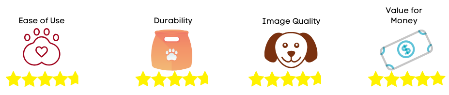 dog treat tosser rating 3