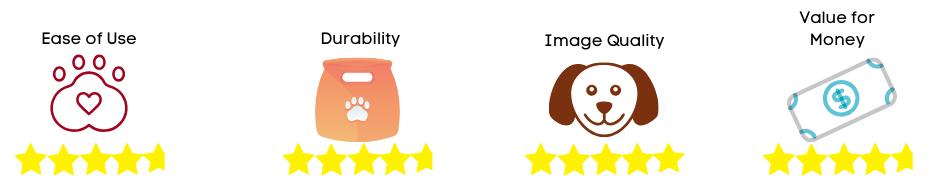 dog treat tosser rating 4
