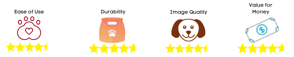 dog treat tosser rating 5