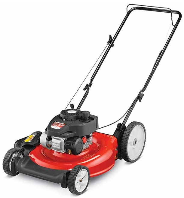 gas lawn mower 1