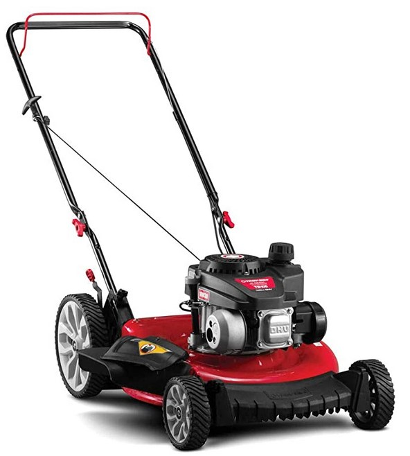 gas lawn mower 3