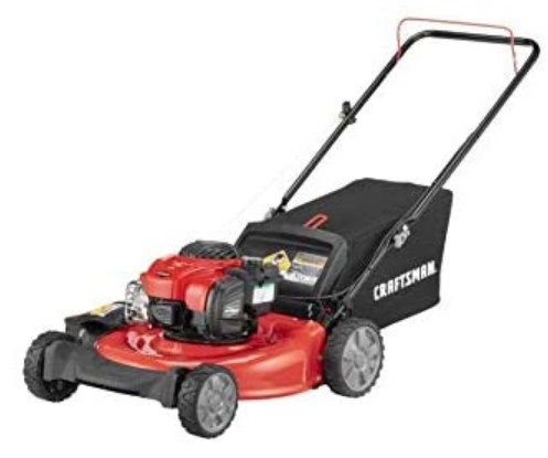 gas lawn mower 4