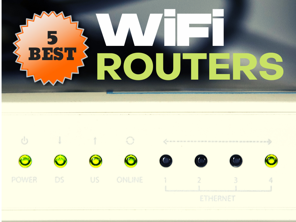 wifi router featured