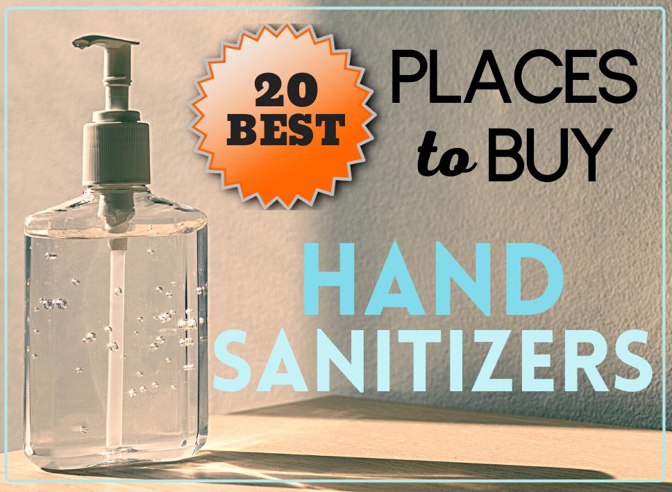 Hand Sanitizer featured
