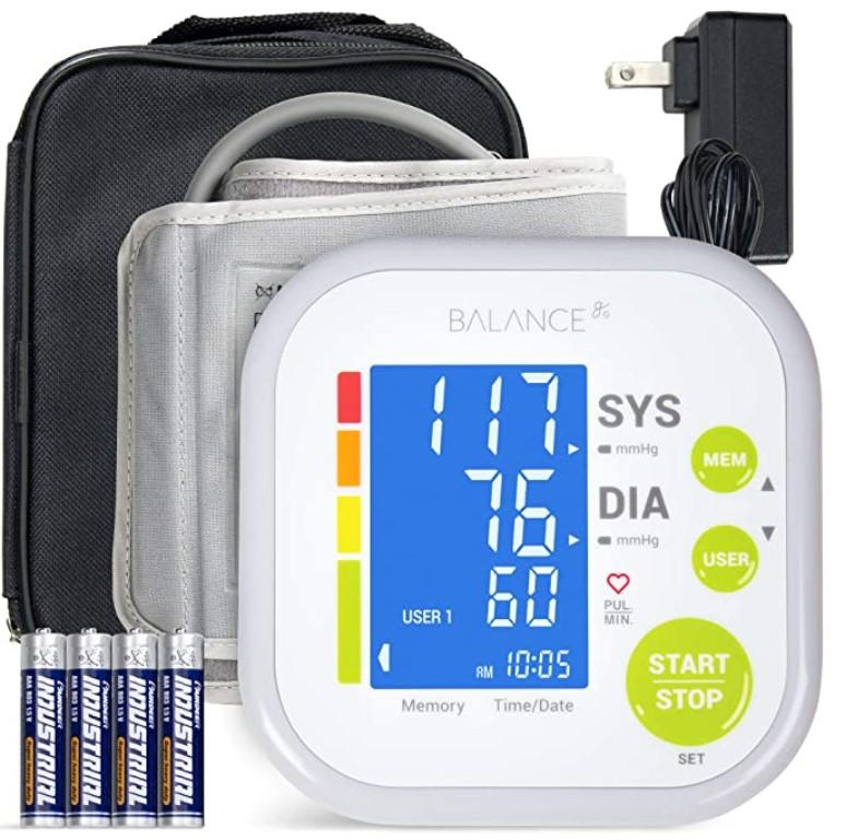 blood pressure monitor 1