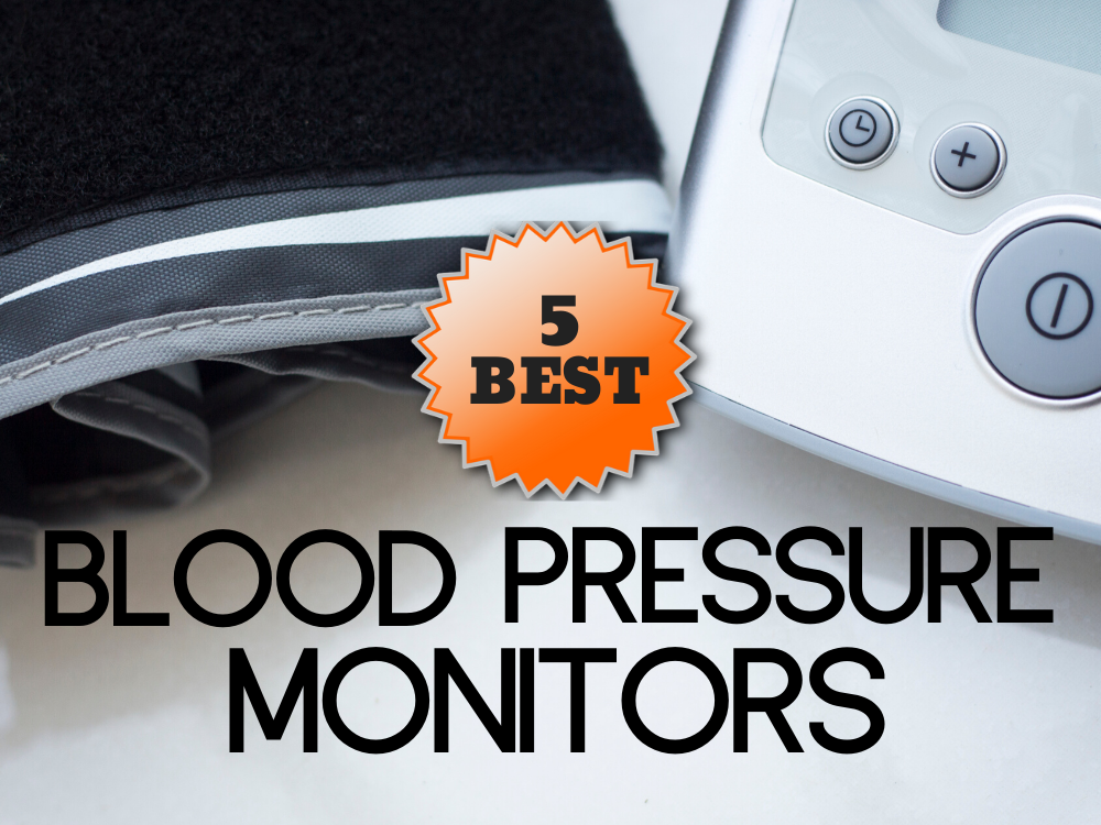 blood pressure monitor featured
