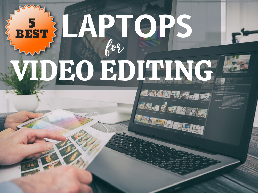 laptops video editing
