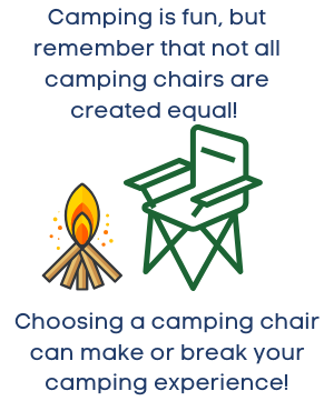 Outdoor Camping Chair fact