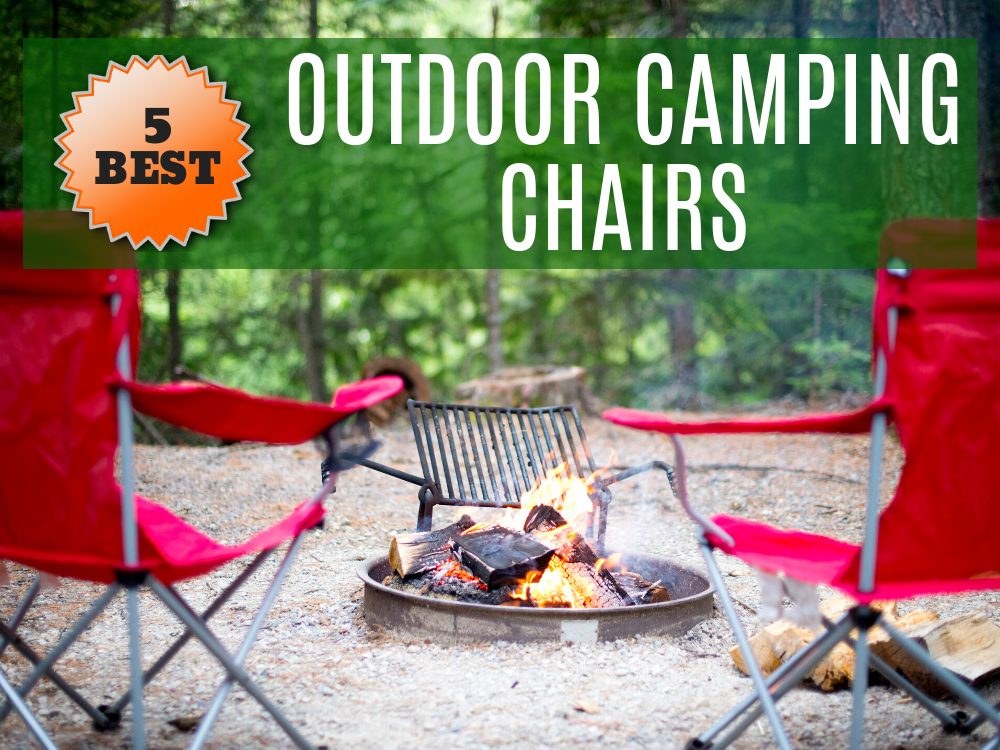 Outdoor Camping Chair featured