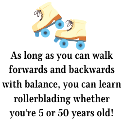 Roller Blade Adults fact