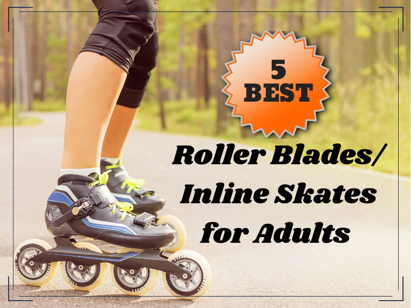 Roller Blade Adults featured