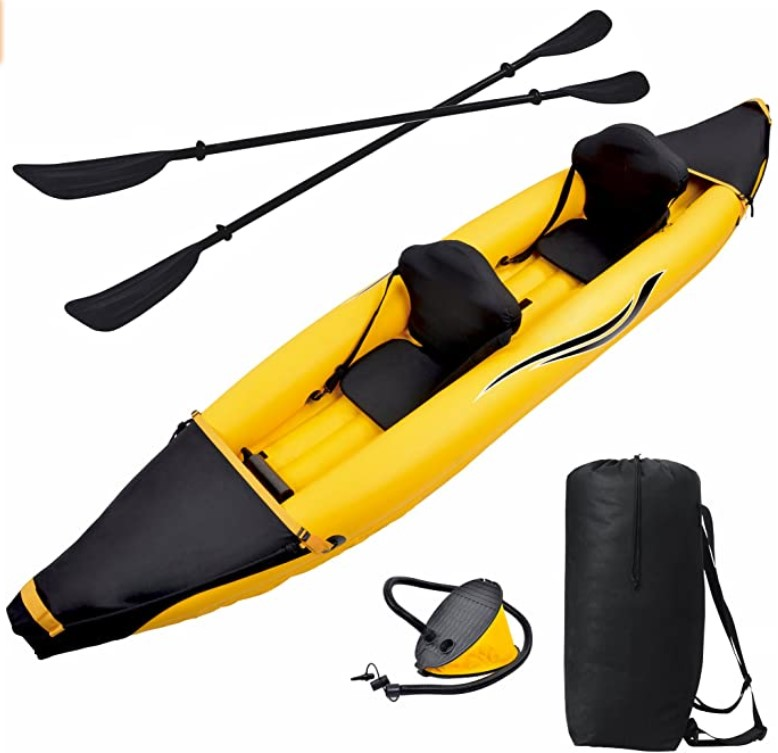 inflatable kayak 2