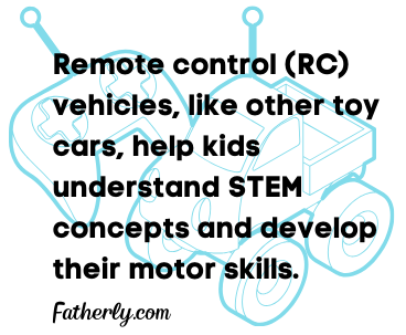 rc truck fact