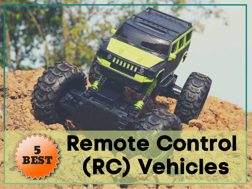 rc truck featured