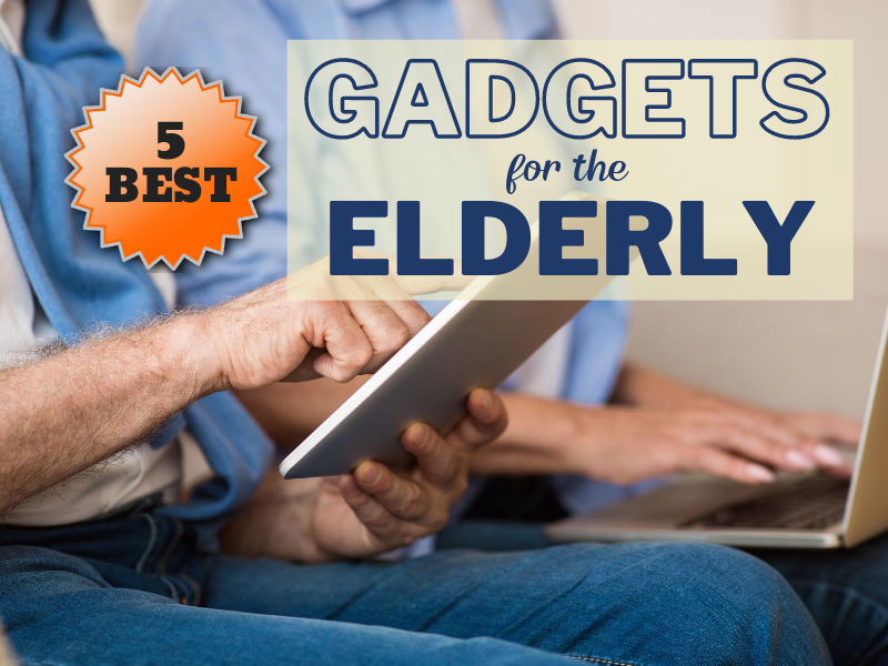 Elderly Gadget - featured