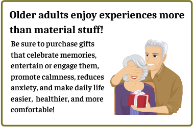 Elderly Gift fact
