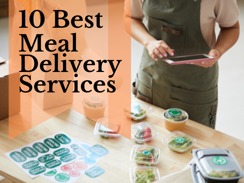 Meal Delivery - featured