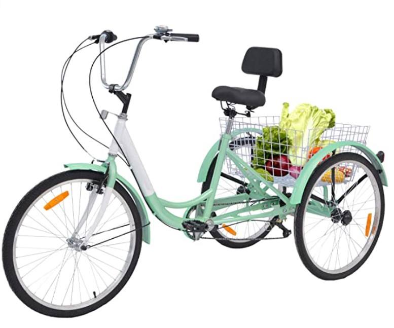 Three Wheel Bicycles for Adults 3