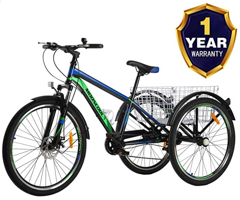 Three Wheel Bicycles for Adults 4